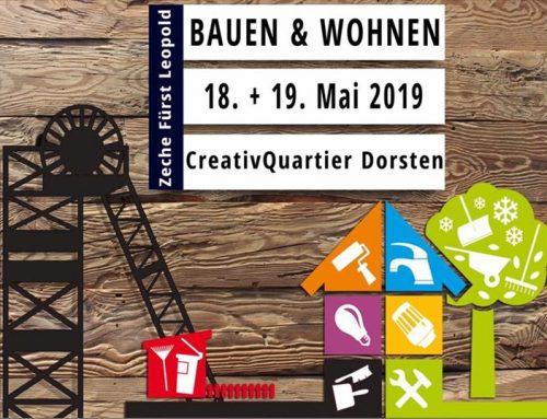 18. + 19.05.19 – Messe Bauen & Wohnen